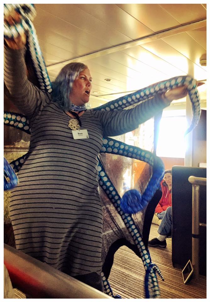 DrPusSea releases the Kraken in Antarctica
